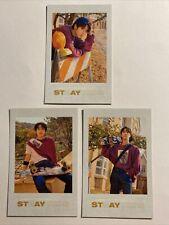 Stray Kids Unlock: Go Live In Life Concert Han Jisung  Polaroid Photocard Set