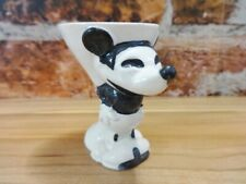 More details for early rare vintage mickey mouse egg cup
