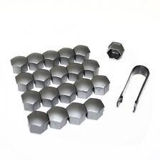 20 Funda Coche Cubo de rueda 17mm Tuercas LLANTAS ZAPATAS PARA PEUGEOT 207 307