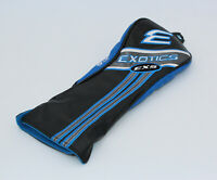 NEW Tour Edge Exotics EXS Fairway Wood Headcover Golf Head Cover