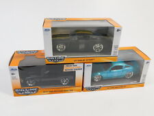 Lot of 3: Jada Die-Cast Mustang Cars 1:32 Brand New