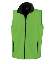 Result Soft Shell Body Warmer Gilet with Fleece Inner - Showerproof Breathable