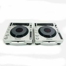 2 X Pioneer CDJ 800 MK 2 with FREE protective Cases
