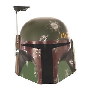 Star Wars Boba Fett Deluxe Mask Green