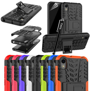 For Huawei Honor 8s Phone case Hybrid Heavyduty Shockproof Armor Stand Cover