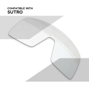 Wholesale POLARIZED Replacement Lens for-Oakley Sutro OO9406 Sunglasses Options