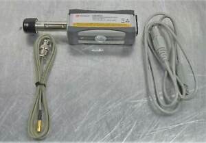 Keysight U2044XA USB Peak & Average Power Sensor 10MHz to 18GHz with option 100