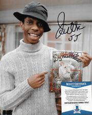 JIMMY Walker Gut Times Original Autogramm 8X10 Foto W / Beckett COA