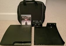 Custom PS3 REBUG Slim 120GB SSD + Cooling system + Case + Choice of 5 games