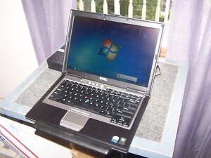 Dell Latitude D620 1.66 GHZ Core 2 Duo, 1.5GB RAM, 80GB HD, Wireless