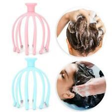 Head Meridian Massager Scalp Neck Release Relax Stress Massage 12 Octopus Claw