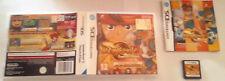 Video Gioco Retro Game Nintendo DS PAL ITA Inazuma Eleven 2 Tempesta Fuoco