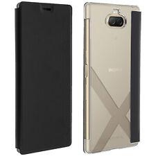 Funda cartera para Sony Xperia 10 Plus - Muvit Negro