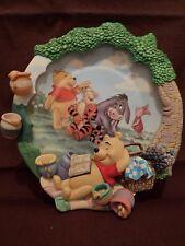 Bradford Exchange Winnie the Pooh Daydreams Sweet as Honey Collector Plate
