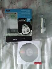 RCA TH1100A 512MB MP3 Player white With Micro USB original box 512 MB WORKS