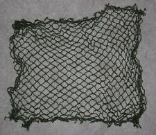 original period WW2 steel helmet camouflage net olive green
