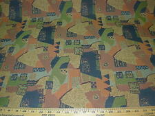 ~14 4/8 YDS~CRYPTON~MODERN RETRO~MOISTURE RESISTANT UPHOLSTERY FABRIC FOR LESS~