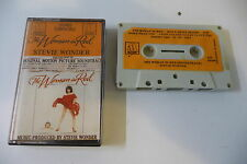 THE WOMAN IN RED STEVIE WONDER K7 AUDIO TAPE CASSETTE VENEZUELA PRESS!