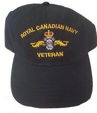 Royal Canadian Navy - Clearance Diver Veteran Cap