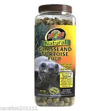 Zoo Med naturel PRAIRIE Nourriture pour tortue désormais arrière en Stocks -240G