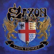 Saxon - Lionheart Demon Records DEMREC156 Vinyl
