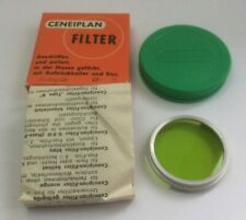 Ceneiplan 38 mm light green filter