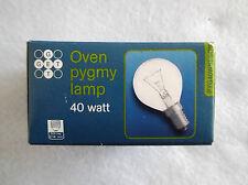 Accord de deux-clear 40W four pygmée lampe par G.E.T. balle de golf forme