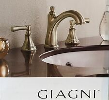 GIAGNI Mitchell 2-Handle Widespread Lavatory Faucet - Brushed Nickel - 749668