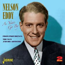 Nelson Eddy-as years go by 2 CD NUOVO