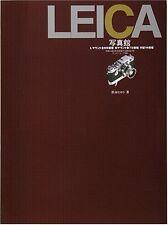 Leica Photo Museum Book  L Mount 69 types, M Mount  75 types, R 14 types, Japan