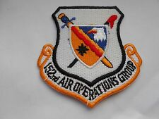 RAF/USAF squadrone piccolo panno toppa 152nd air operations gruppo