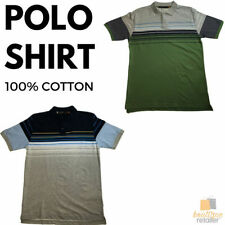 Unbranded Short Sleeve Striped T-Shirts for Men
