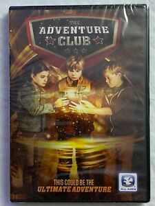 NEW THE ADVENTURE CLUB DVD GRAVITAS VENTURES FREE WORLD WIDE SHIPPING BUY IT NOW