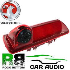 Vauxhall Vivaro Van 2014 Brake Light & CCD Night Vision Rear View Camera CAM-VX4