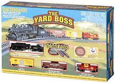 Bachmann 24014 N YARD BOSS TRAIN SET N Scale Santa Fe SF N Gauge RTR New i