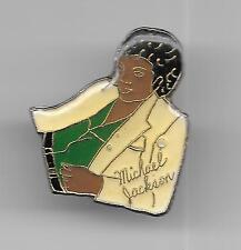 Vintage Michael Jackson old enamel Pin