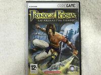 Prince Of Persia PC DVD Las Arenas von Der Zeit Ubisoft Code Game Am