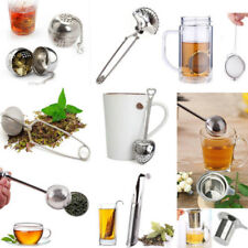 Stainless Steel Tea Pot Infuser Sphere Ball Mesh Filter Loose Tea Leaf Strainer