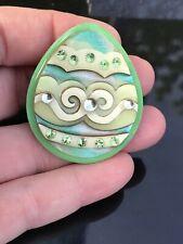 Lucinda Easter Egg Vintage Pin Brooch D-3268