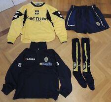 COMPLETO LEGEA CLERMAN Team Line Hellas Verona - per ragazzo - Calcio - NUOVO