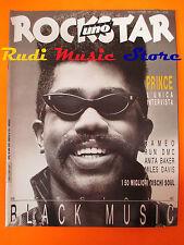 rivista ROCKSTAR 85/1987 Cameo Prince Anita Baker Miles Davis Rapture  No cd