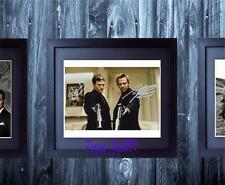 The Boondock Saints Flanery Reedus SIGNED & FRAMED 10x8 REPRO PHOTO PRINT