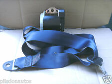 CITROEN C5 2000-2004 HATCH / ESTATE MIDDLE REAR SHOULDER SEATBELT BLUE 33037250