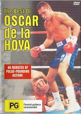 BEST OF OSCAR DE LA HOYA VS HICKS, MAYWEATHER, PAEZ & GRIFFITHS BOXING DVD