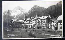 Italy~ITALIA~1900s CARBONIN~Cortina~ALBERGO PLONER~RPPC