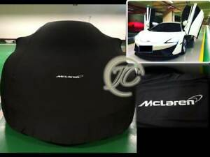 UK MCLAREN 12C 540C 570S 600LT 675LT 650S P1 720S SENNA INDOOR DUST CAR COVER