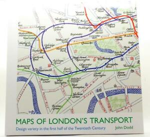 MAPS OF LONDON'S TRANSPORT