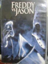 Freddy vs Jason (Dvd, 2003) World Ship Avail 2 Dvd Set Slimpak Case
