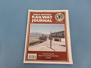 Great Western Railway Journal - No 45 Winter 2003