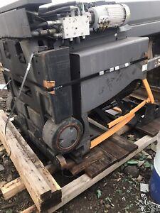 Crown TSP6000-30 TSP Turret Truck stock Picker 3000 LBS 48 Volt hawker lift plus